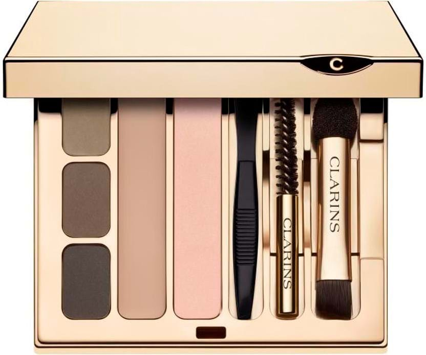 Clarins Eye Brow Kit Make-Up Set