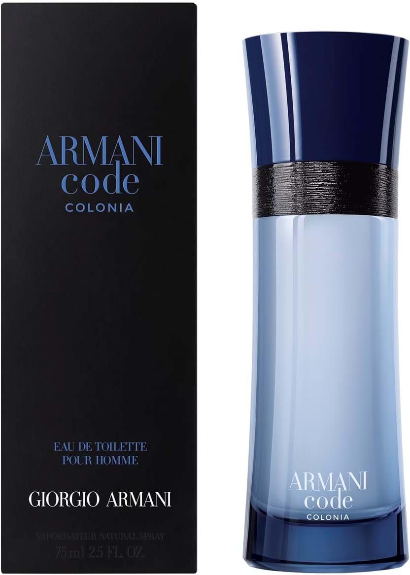 Giorgio Armani Code Colonia Eau de Toilette 75ml