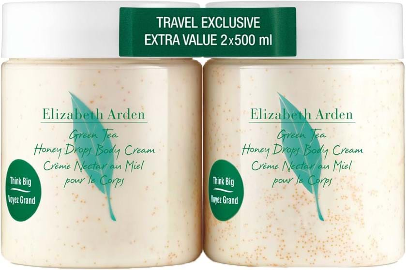 Elizabeth Arden Green Tea Body Cream Duo Set