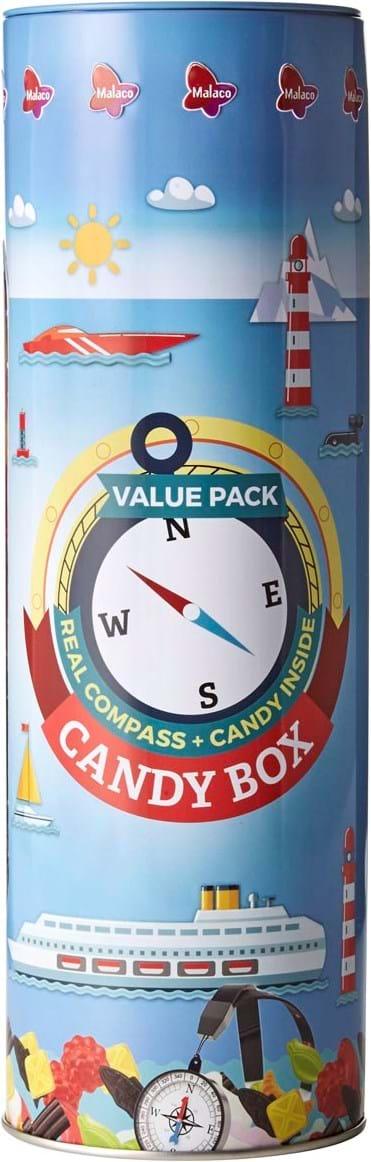 Malaco Kompas Vand 227g
