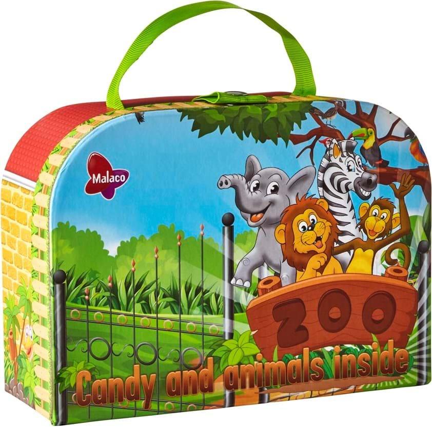Malaco Zoo‑kuffert 313g