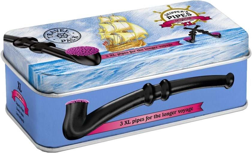Skipper's Pipes XL Tinbox 132g