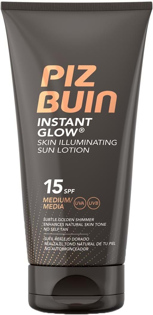 Piz Buin Instant Glow lotion SPF15 150ml