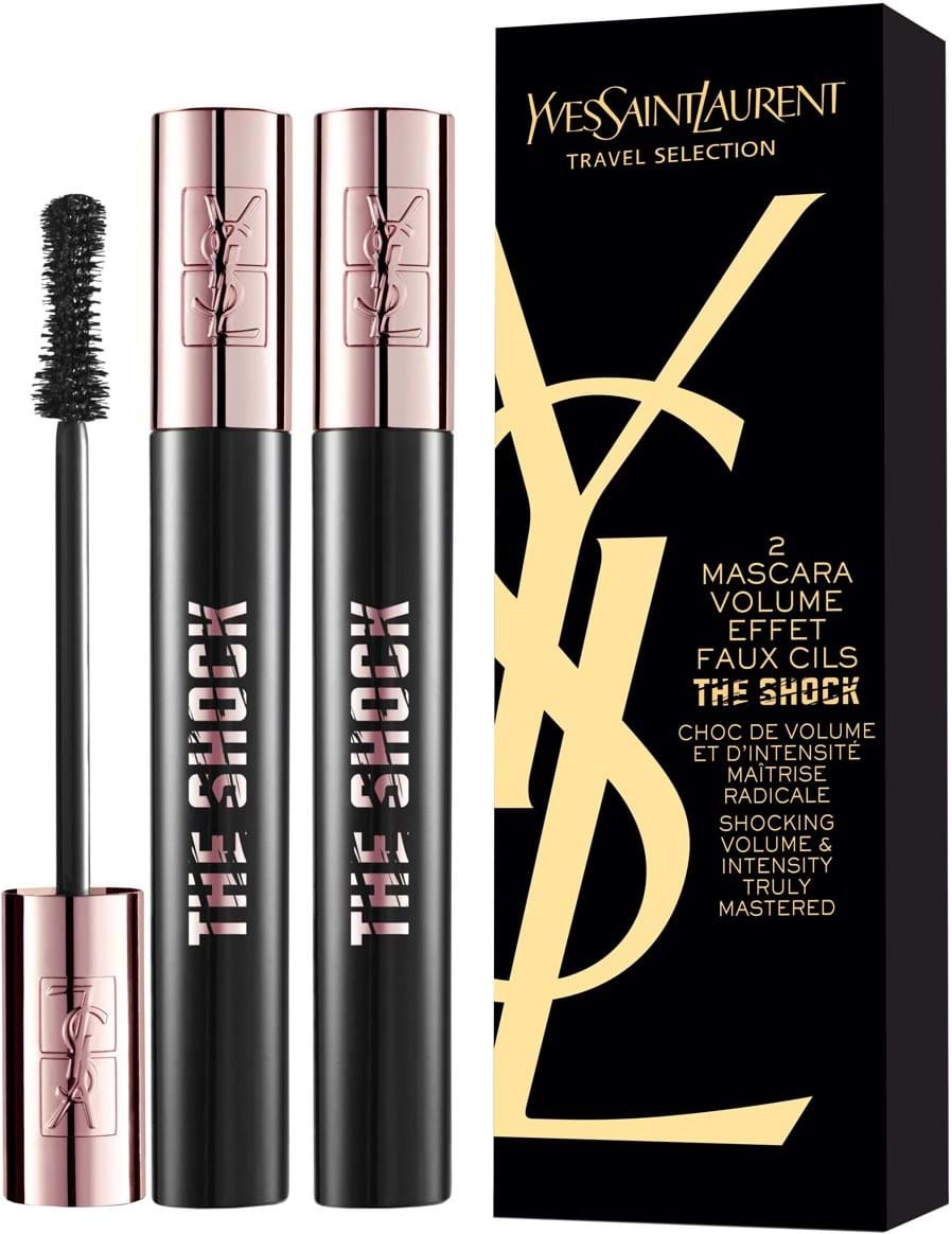 Yves Saint Laurent Mascara Volume Effet Faux Cils Duo Set The Shock