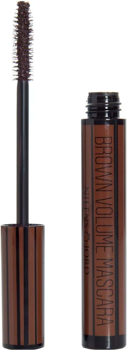 Nilens Jord mascara Volume N° 789 Brown