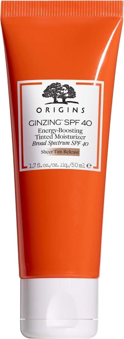 Origins Ginzing‑fugtighedscreme SPF40 50ml