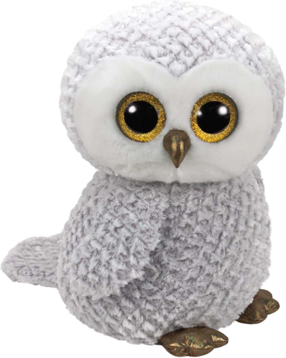 Ty, Beanie Boos, owlette, owl white 42cm