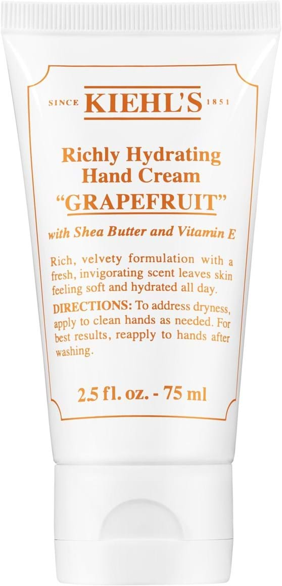 Kiehl`s Grapefruit Hand Cream 75 ml