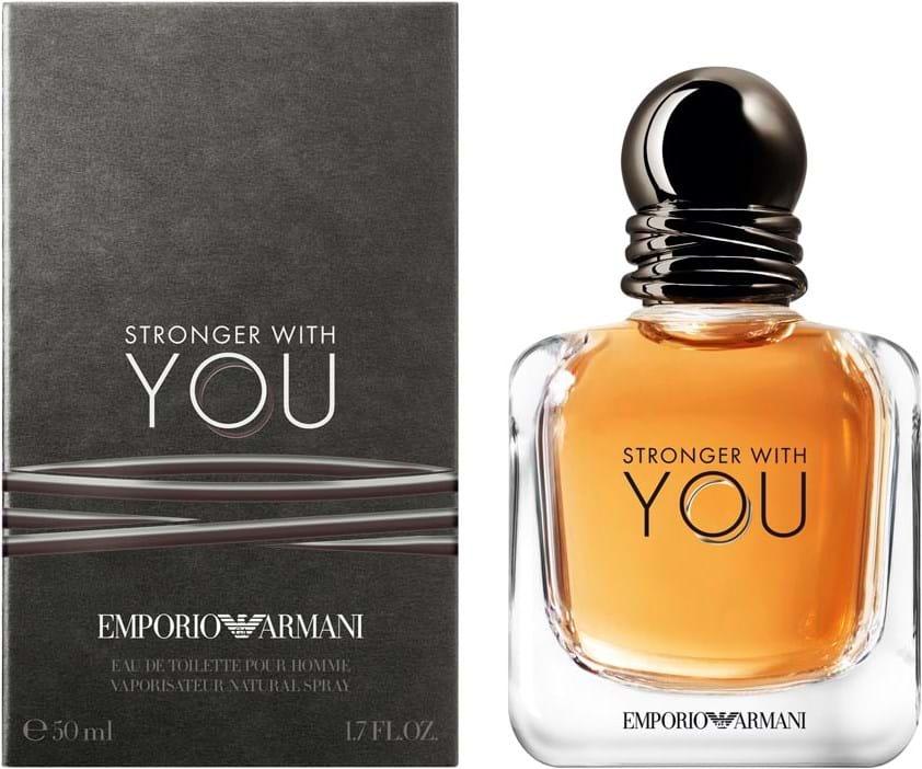 Giorgio Armani Emporio Armani You Stronger with You Eau de Toilette 50ml