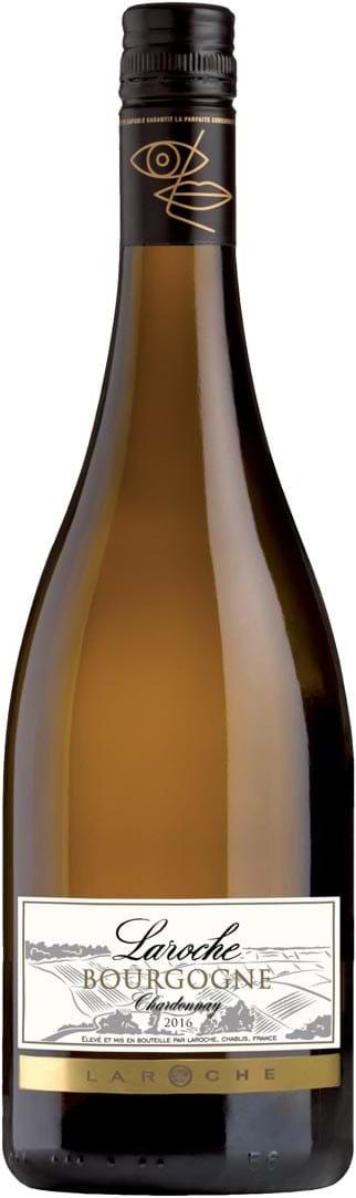 Laroche, Bourgogne Chardonnay, AOC, tør, hvid (skruelåg) 0,75L