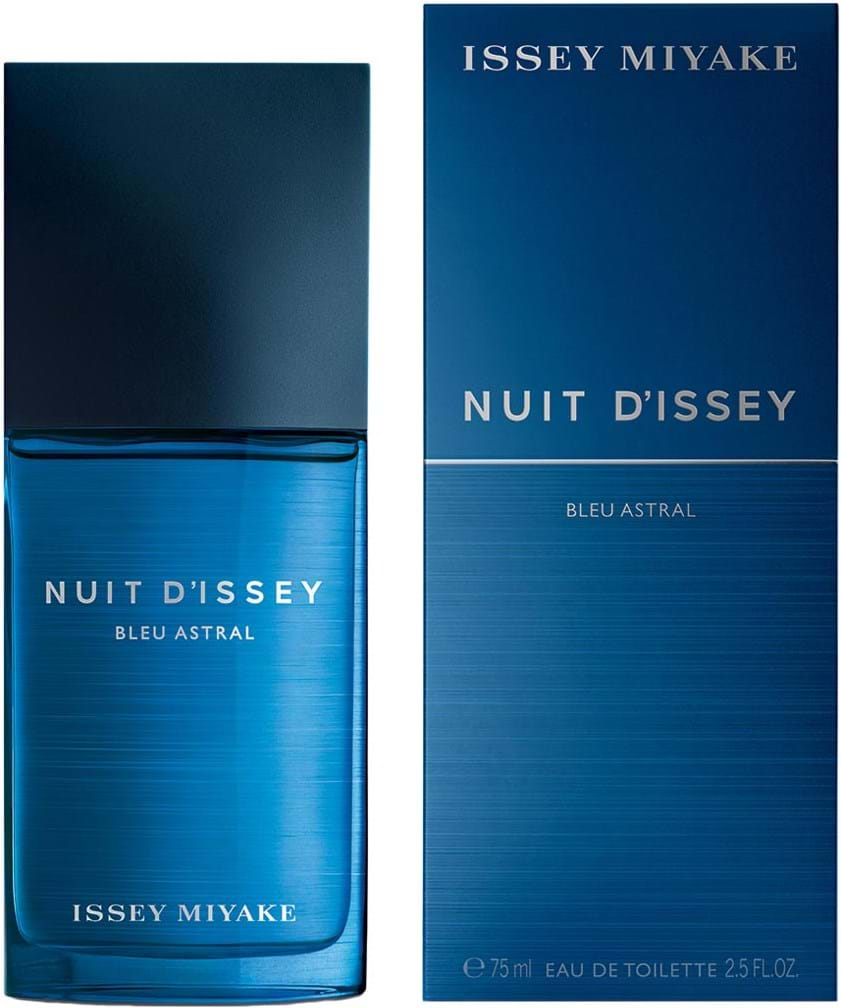 Issey Miyake Nuit d'Issey Bleu Astral Eau de Toilette 75 ml