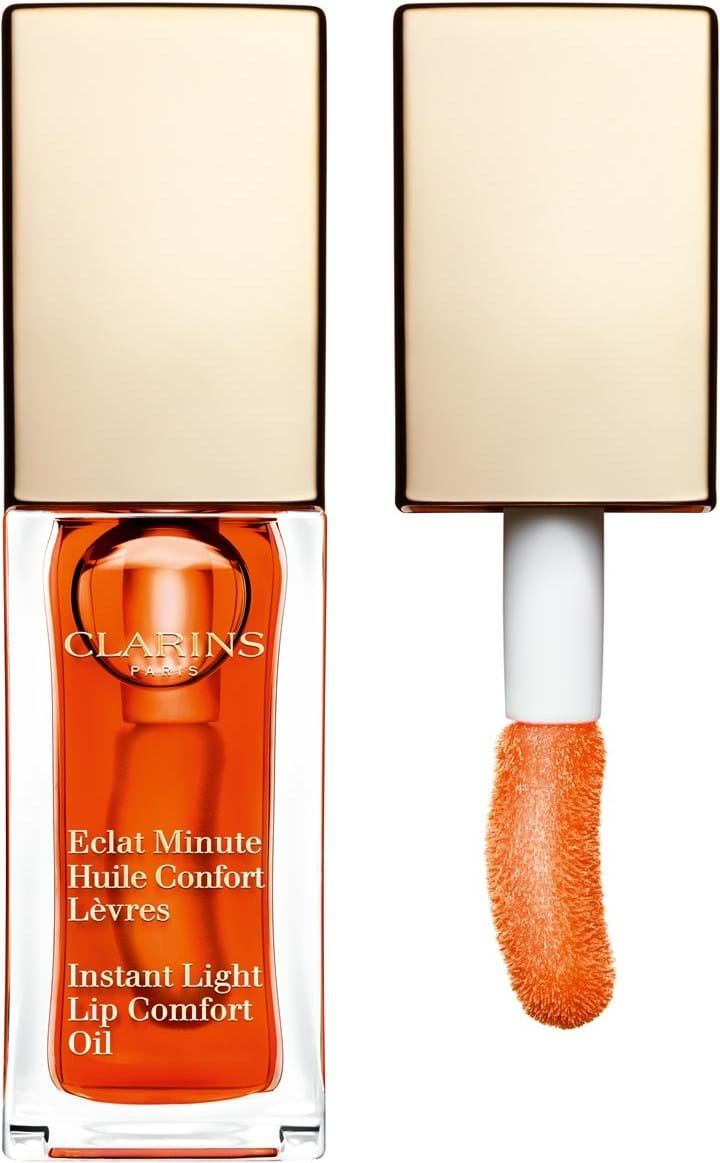 Clarins Instant Light Beauty Perfector Lip Oil N° 5 Orange