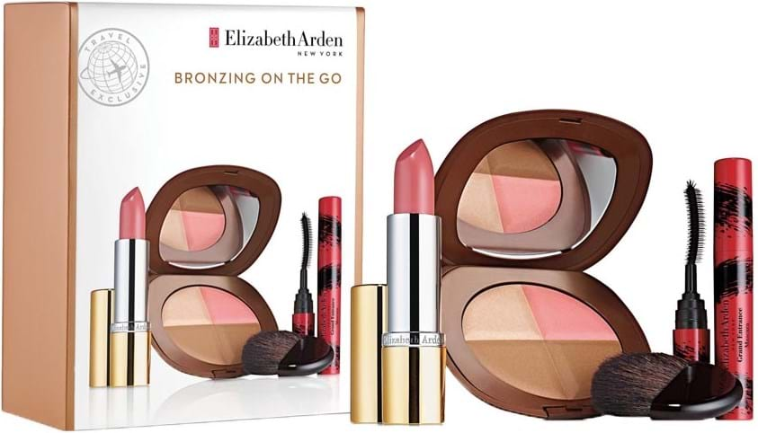 Elizabeth Arden Bronzing On The Go Set
