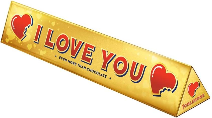 Toblerone Messages 360g