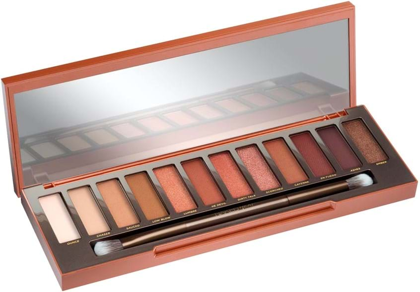 Urban Decay Naked Heat‑palet