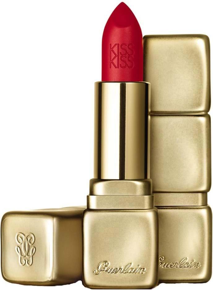 Guerlain Kisskiss Matte No. 331 Chilli Red 43 g