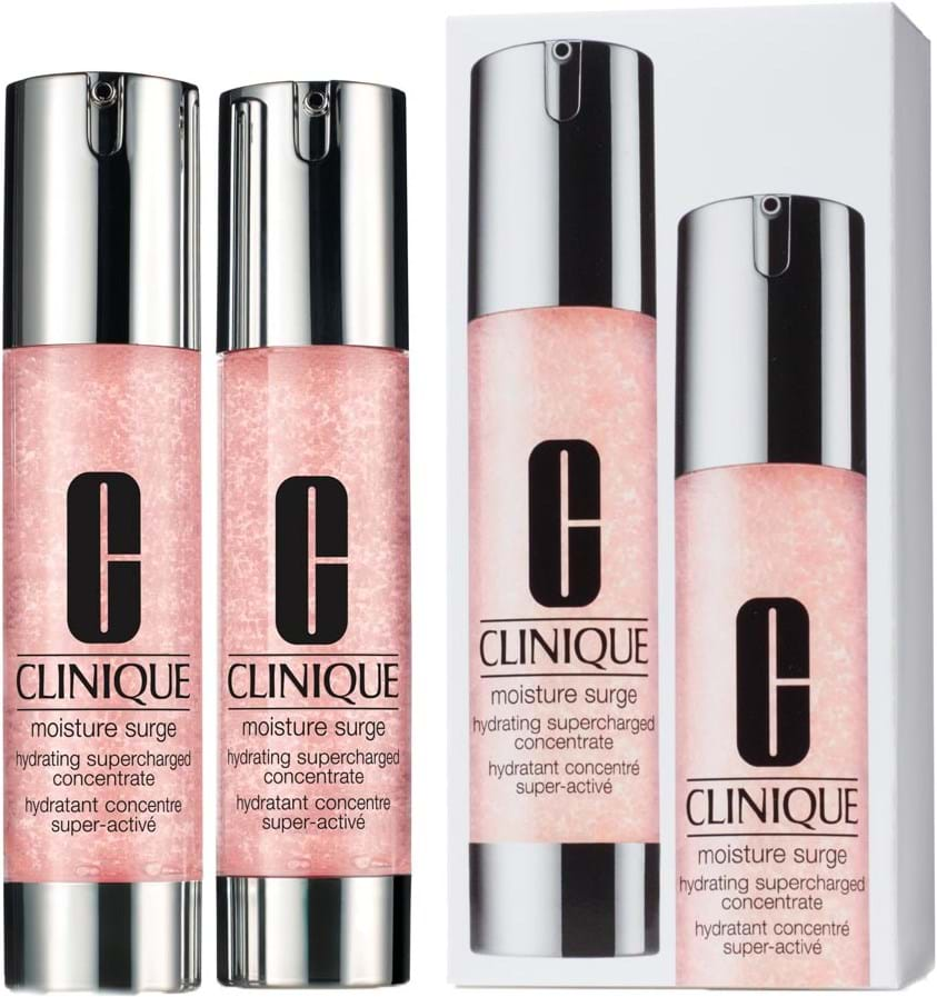 Clinique Moisture Surge Hydrating Supercharged Concentrate‑duosæt