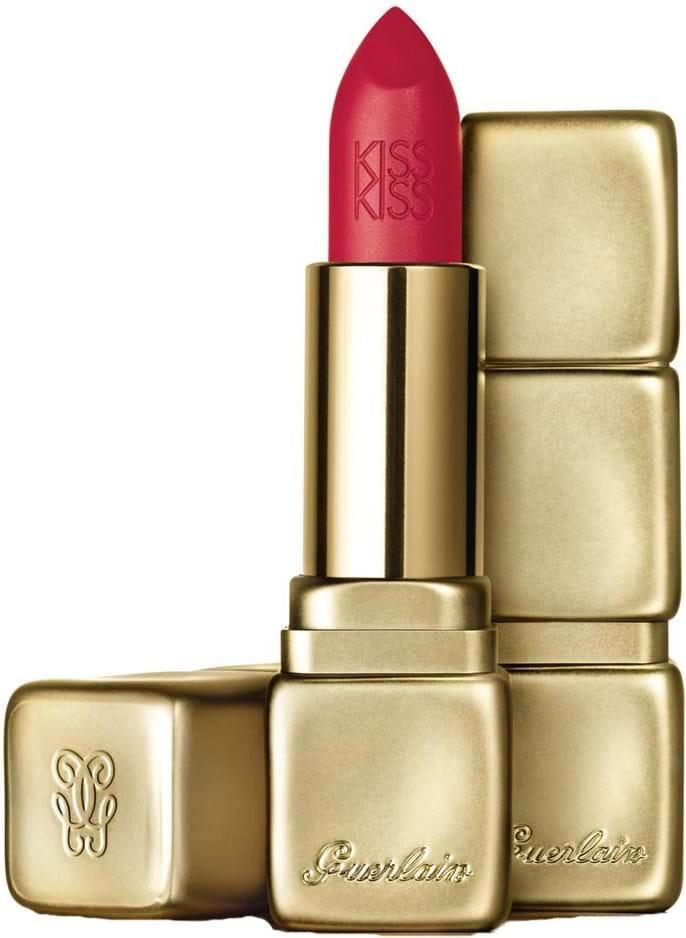 Guerlain Kisskiss Intense Liquid Matte No. 376 Daring Pink 43 g