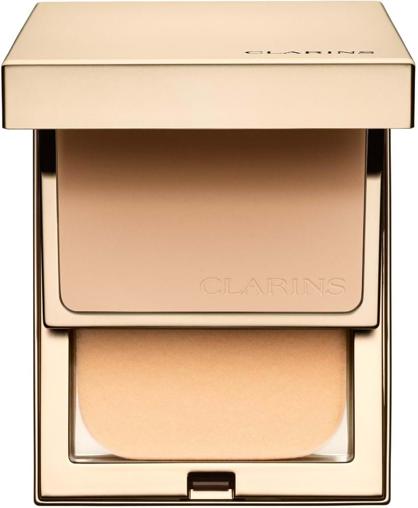 Clarins Ever Lasting Compact Found. N° 110 Honey 10 g