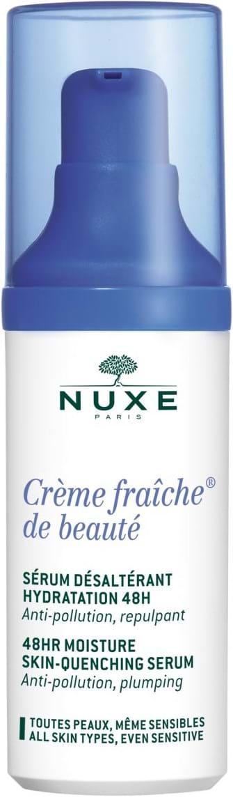 Nuxe Crème Fraîche de Beauté, 48 timers fugtgivende bodyserum, 30ml