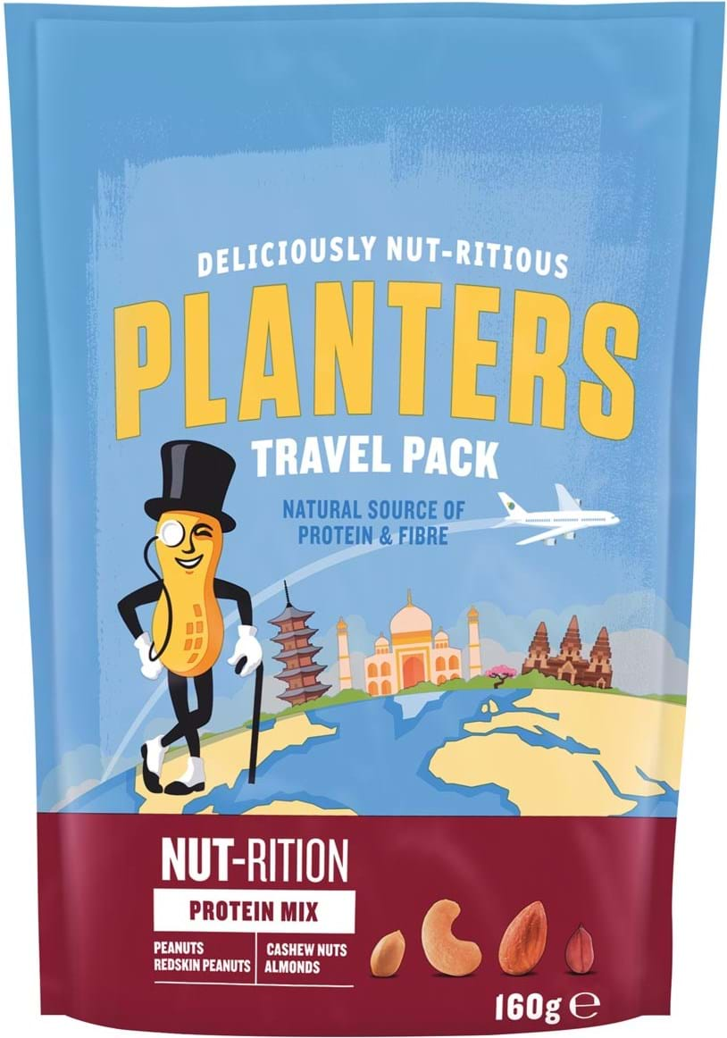 Planters protein mix 160g