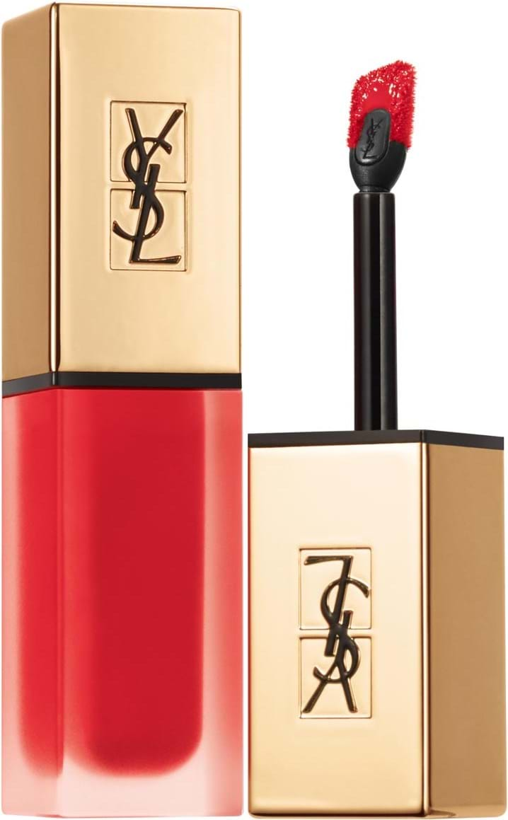 Yves Saint Laurent Rouge Pur Couture-læbestift med applikator N° 1 Rouge Tatouage