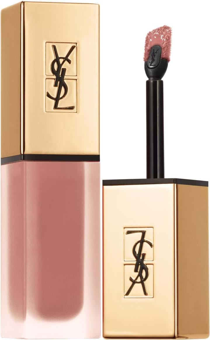 Yves Saint Laurent Rouge Pur Couture Lipstick with applicator N° 7 Nu Interdit