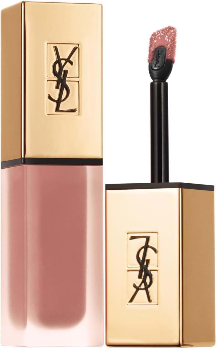 Yves Saint Laurent Rouge Pur Couture-læbestift med applikator N°7 Nu Interdit