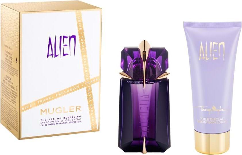 Thierry Mugler Alien Set