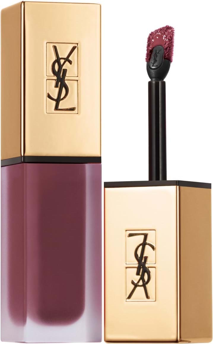 Yves Saint Laurent Rouge Pur Couture Lipstick with applicator N° 15 Violet Conviction