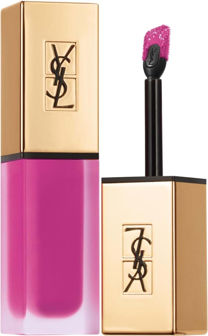 Yves Saint Laurent Rouge Pur Couture-læbestift med applikator N° 19 Original Fuchsia
