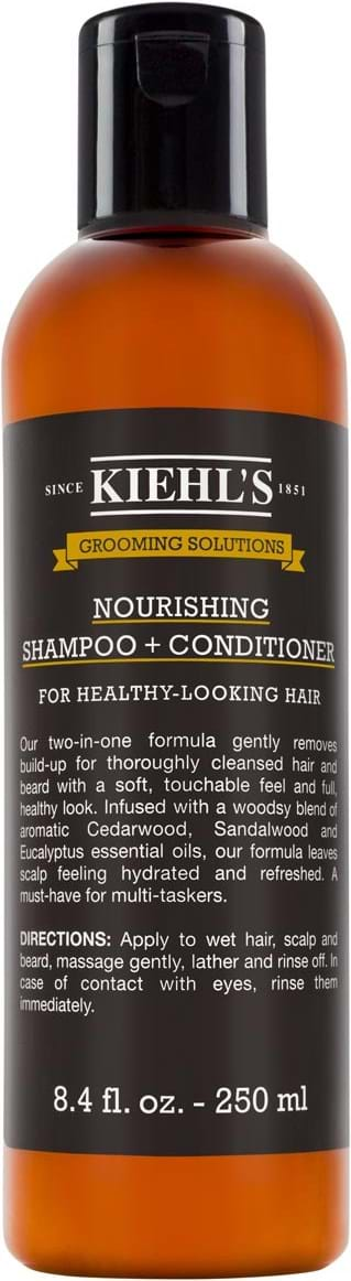 Kiehl's Grooming solutions Nourishing Shampoo + Conditioner 250 ml