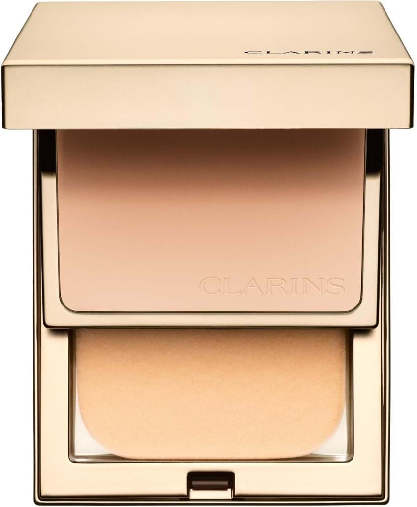 Clarins Ever Lasting Compact Found. N° 107 Beige 10 g