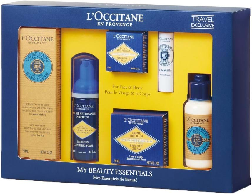 L'Occitane en Provence Face and Body Premium-sæt