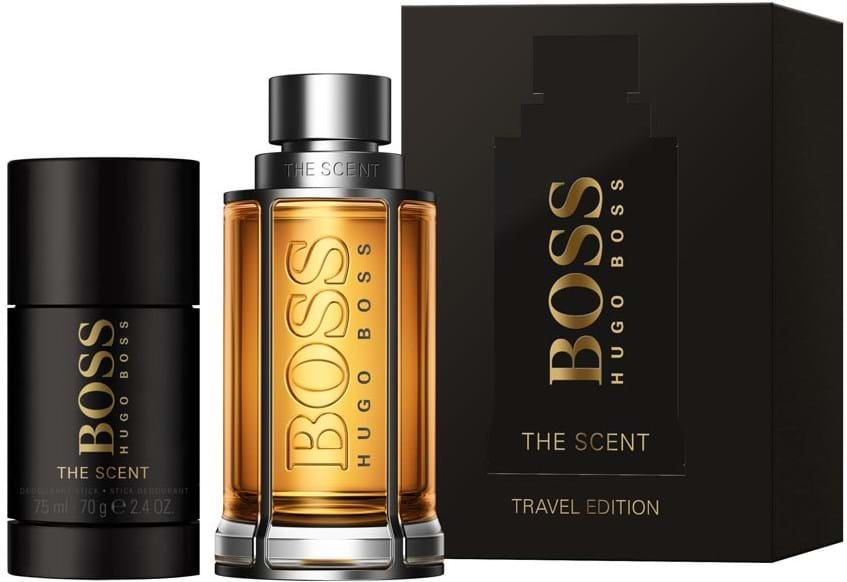 Boss The Scent for Him‑sæt