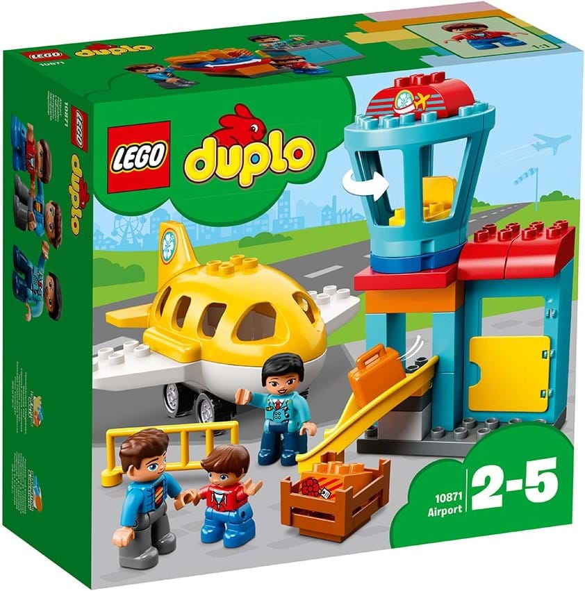 LEGO System A/S, Duplo Town, airport