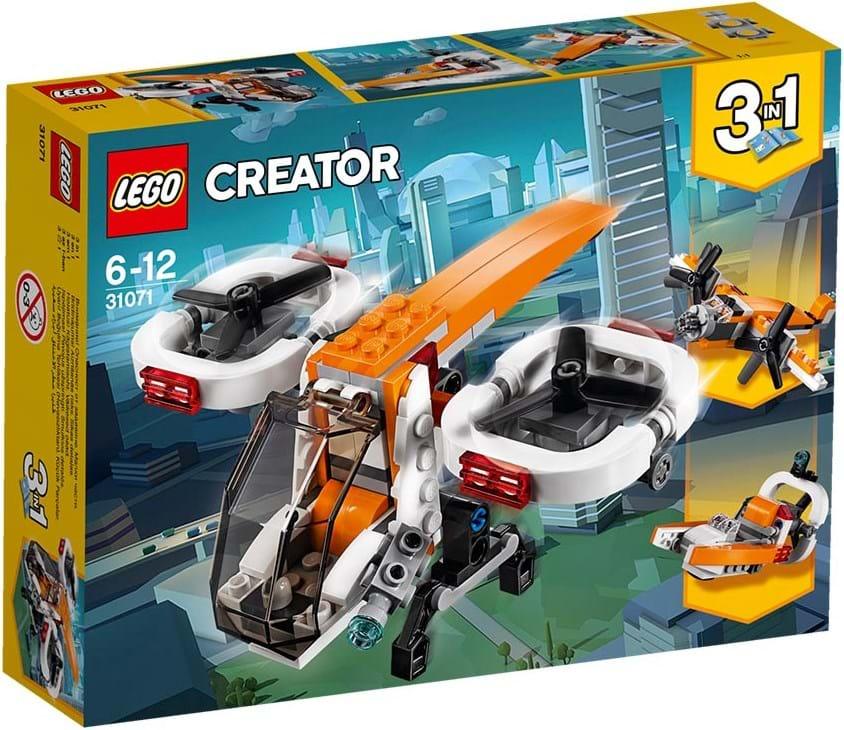 LEGO System A/S, Lego Creator, drone explorer