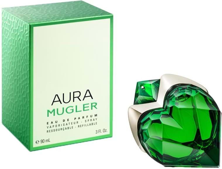 Thierry Mugler Aura Eau de Parfum refillable 90 ml