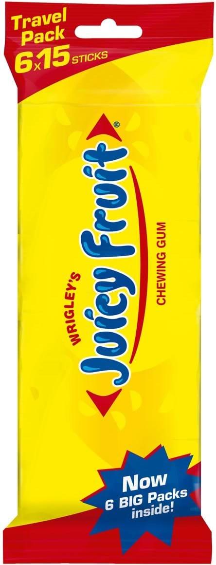 Juicy Fruit 234g