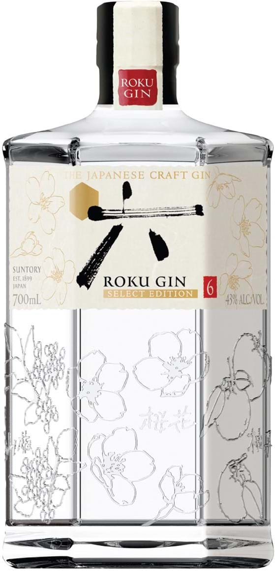 Roku Gin Select Edition 43 % 0,7L