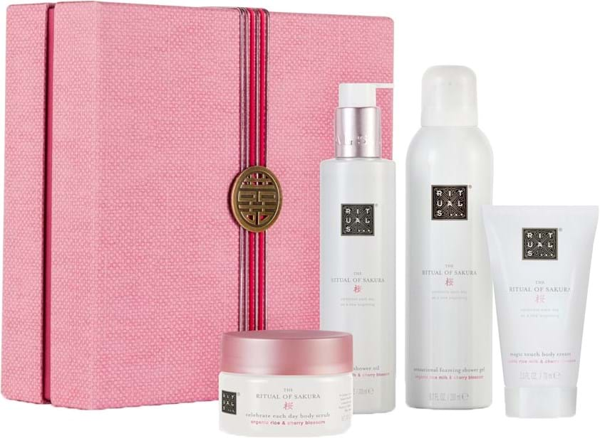 Rituals Sakura Cleaning Set