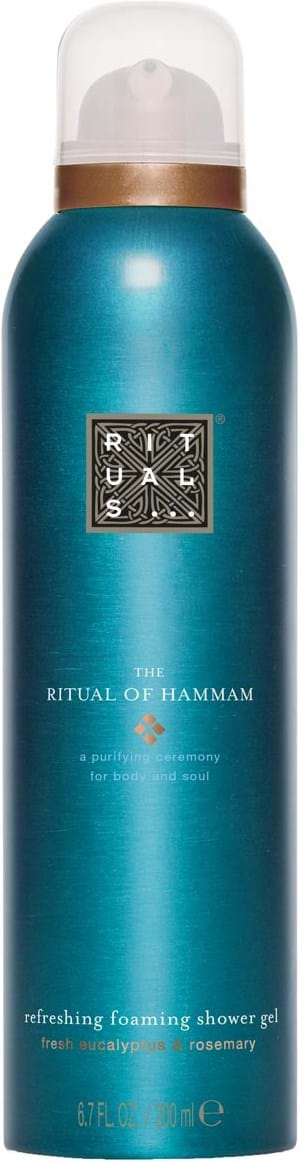 Rituals Hammam Foaming Shower Gel 200 ml
