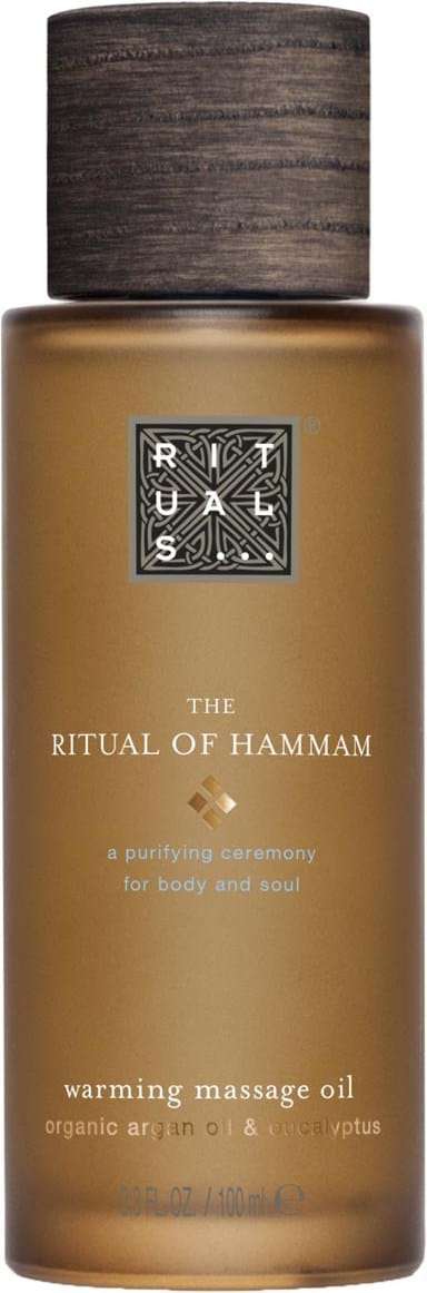 Rituals Hammam-massageolie 100 ml