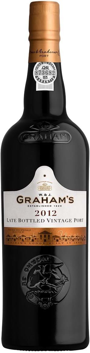 Graham's Late Bottled Vintage Port 20% 0.75L