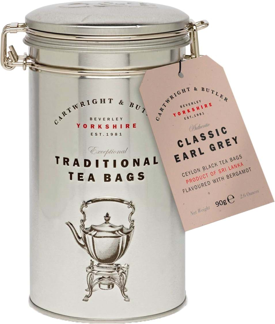 C&B Earl Grey-te i dåse 90g