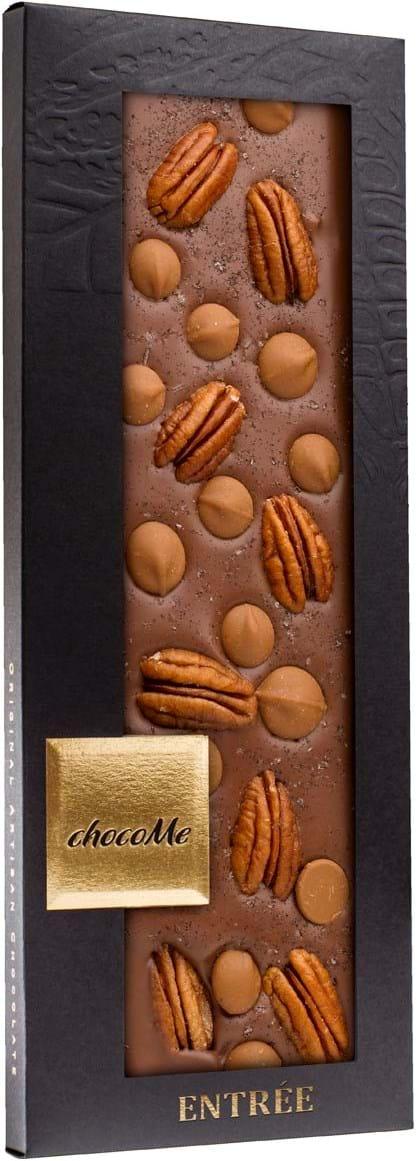 ChocoMe – mælkechokolade med havsalt 110g