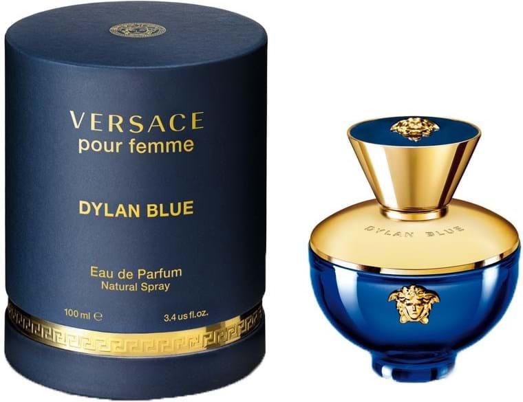 Versace Pour Femme Dylan Blue Parfum Natural i (spray) 100ml