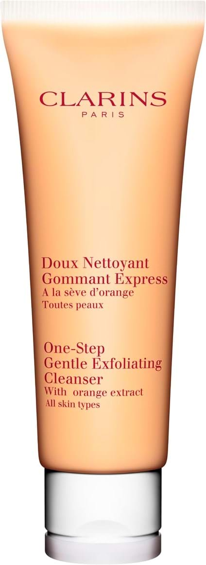 Clarins Cleansing Gentle exfoliating cleanser 125 ml