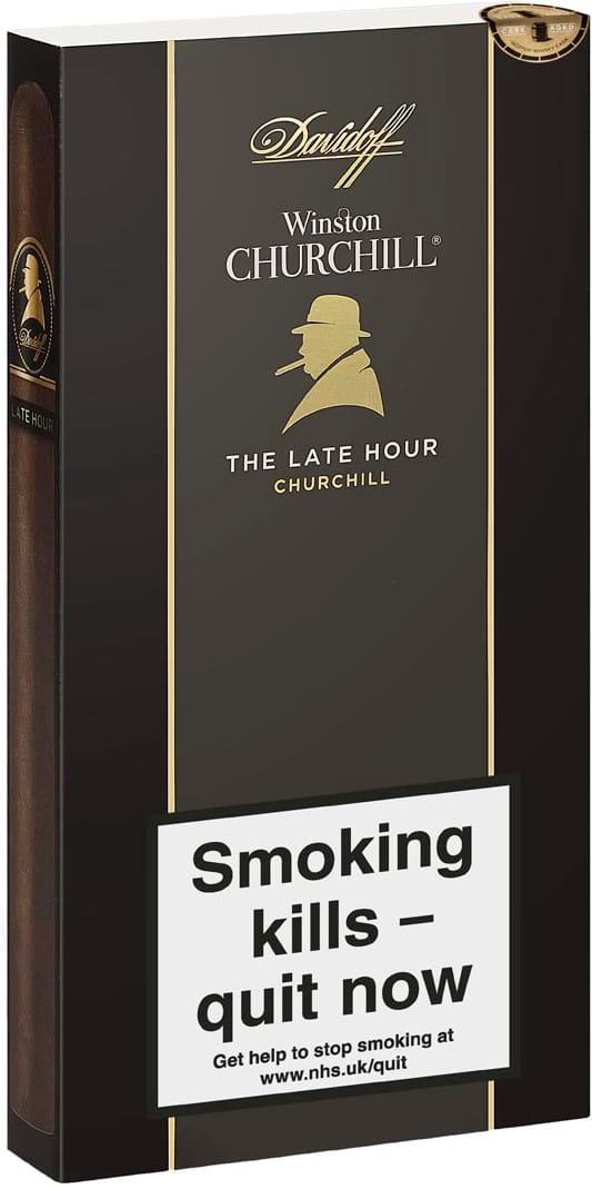 Davidoff Le Hour Churchill 4s