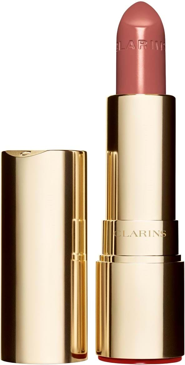 Clarins joli rouge‑læbestift N° 758 intense nude